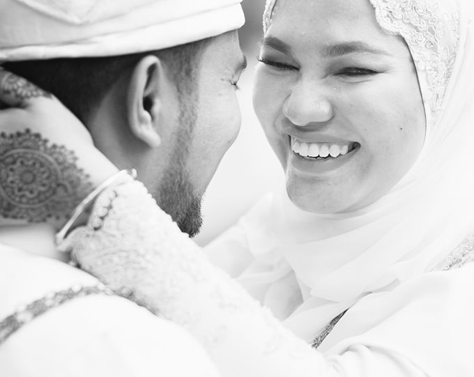 Sharifah Zarah Hanis & Alif Fitri by ankl.co | Lifestyle & Wedding Photography - 013