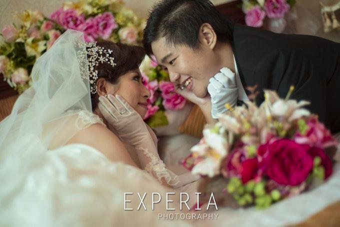Benny & Sylvia Wedding by Experia Photography - 017