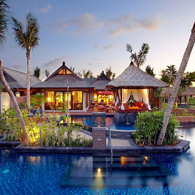 Suites and Villa by The St Regis Bali Resort - 008