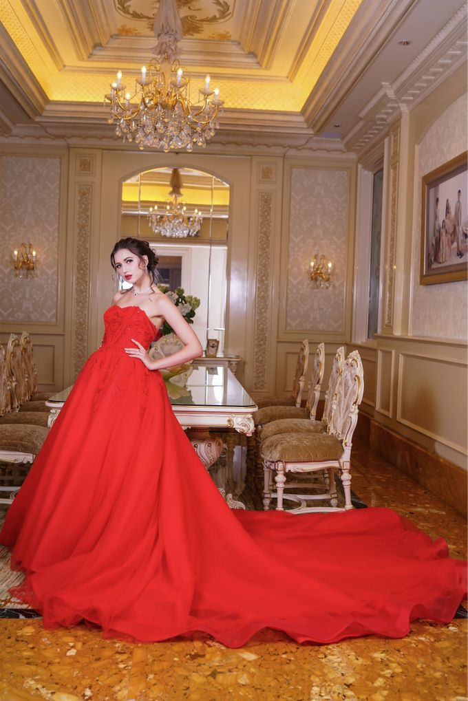 Prewedding Gown by Jeffry Sui Couture - 002