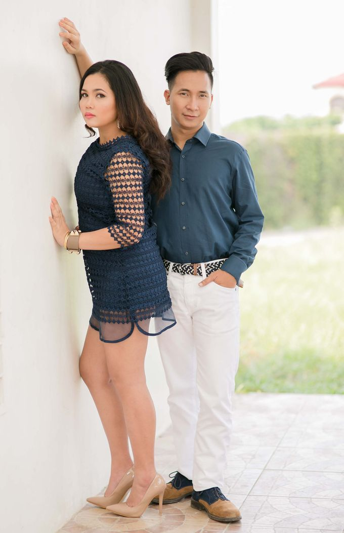Awe and Cecel Engagement Session by Capturing Smiles Photography - 011