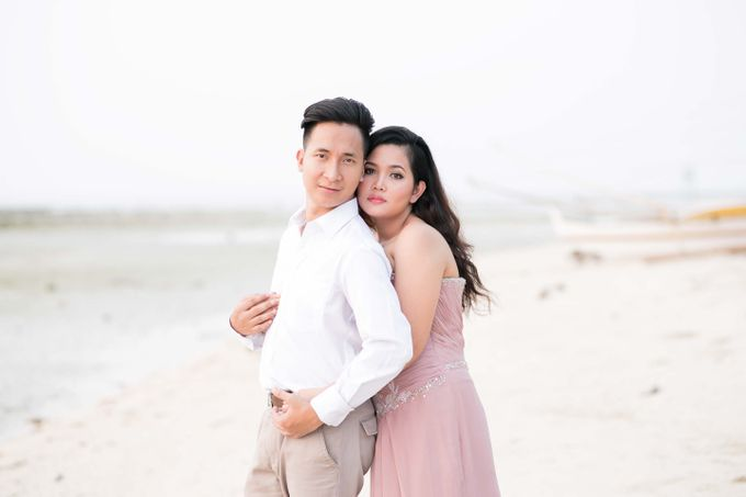 Awe and Cecel Engagement Session by Capturing Smiles Photography - 019