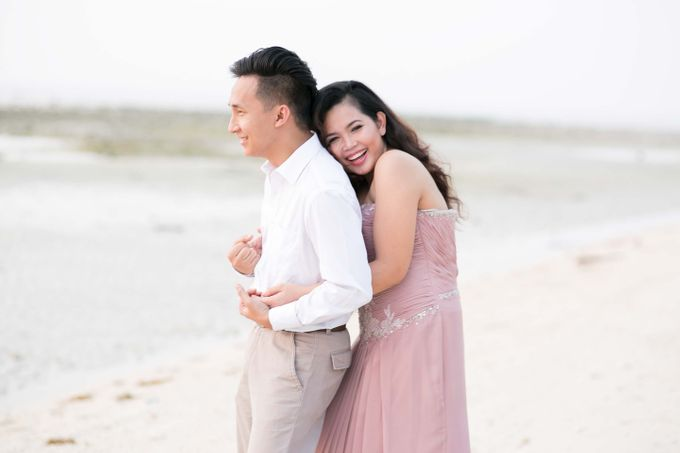 Awe and Cecel Engagement Session by Capturing Smiles Photography - 021