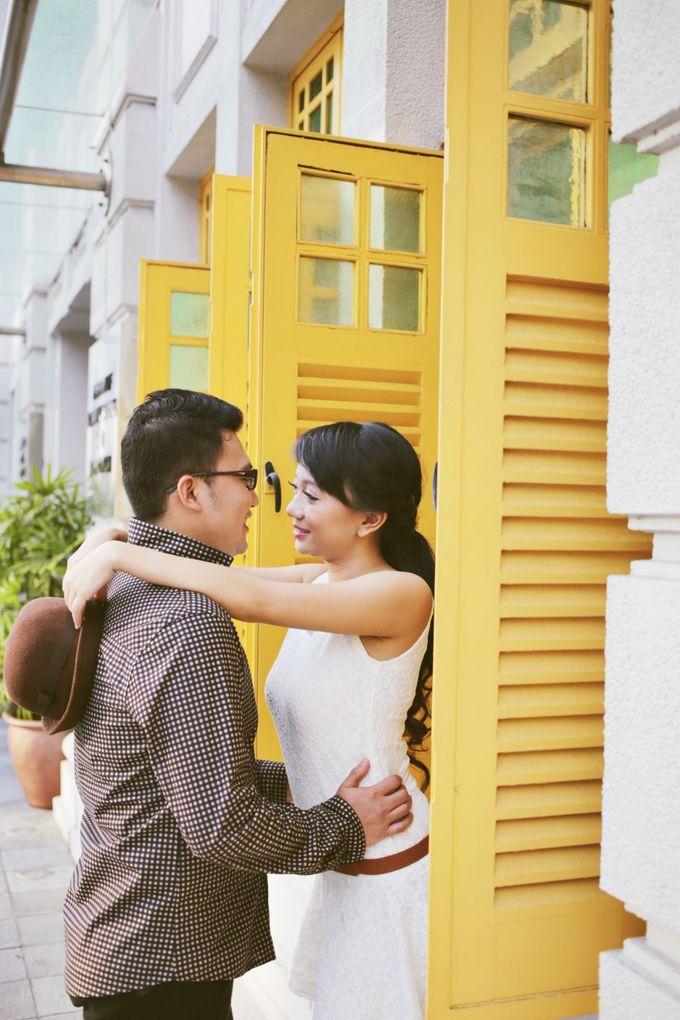 Prewedding Herry&Dewi by Okeii Photography - 009