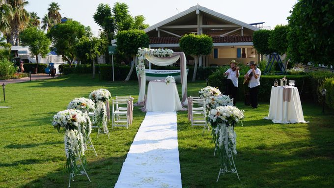 Wedding in Antalya -Christine & Mike- by Wedding City Antalya - 009