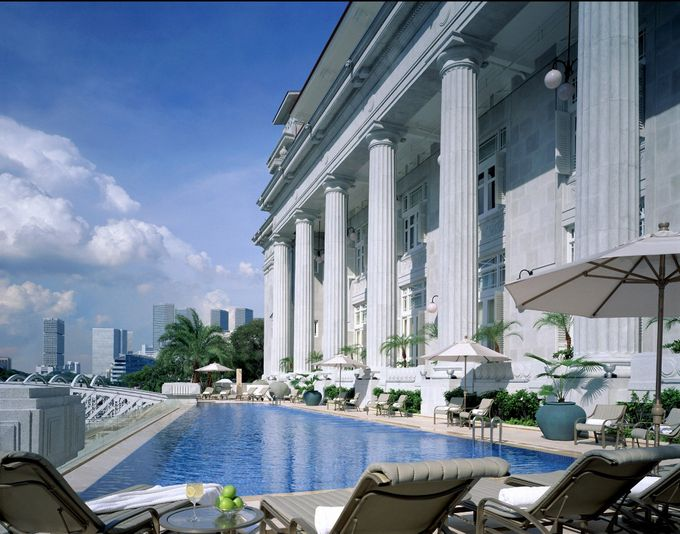 The Fullerton Hotel Singapore by The Fullerton Hotels - 009