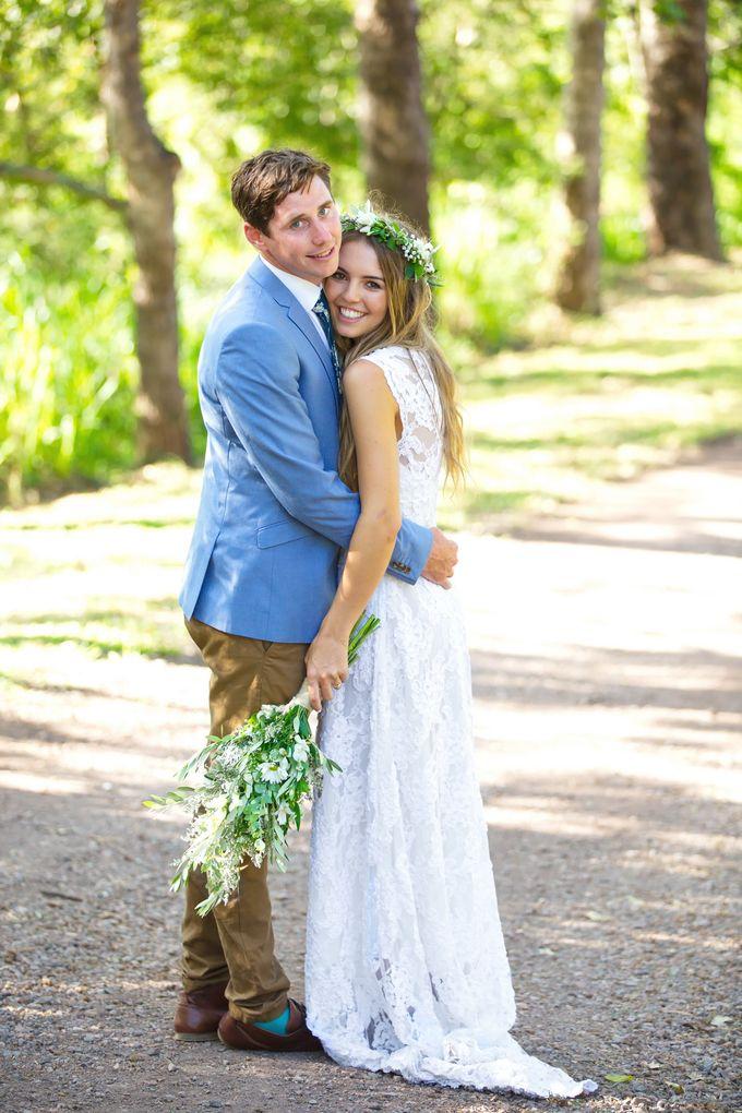 Paige & Pauls Boho Wedding by Dream Bella Photography - 009