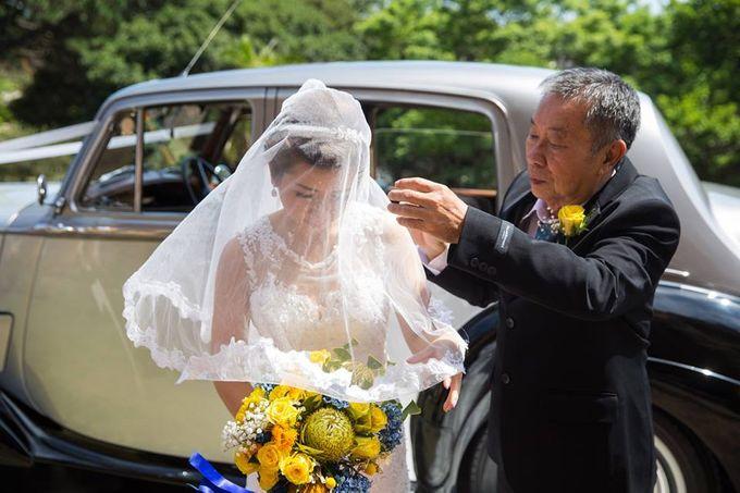 My amazing dream wedding by SS Florist - 006