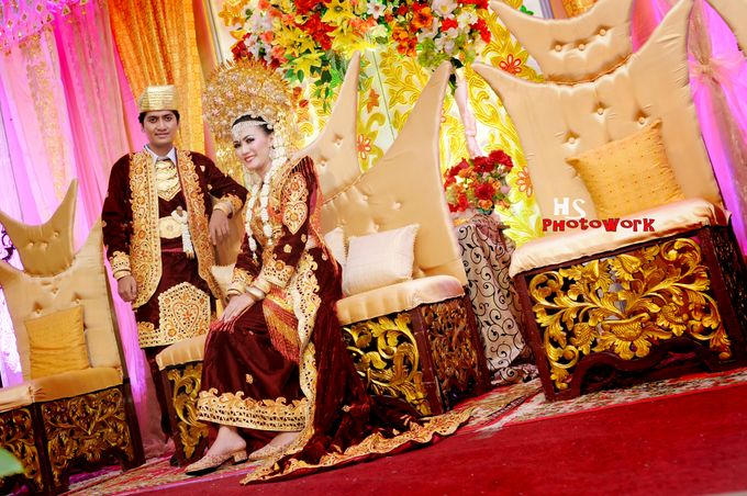 Traditional wedding by HS Photoworks - 001