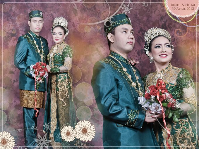 The Wedding Rindi dan Hilmi - Reseption by Citra Production - 009