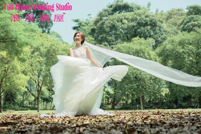 Pre-wedding shooting 1 by Full House Wedding Studio - 002