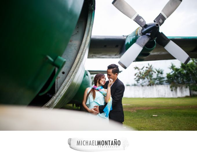 Jai & Jun Engagement Session by Michael Montaño Photography - 008