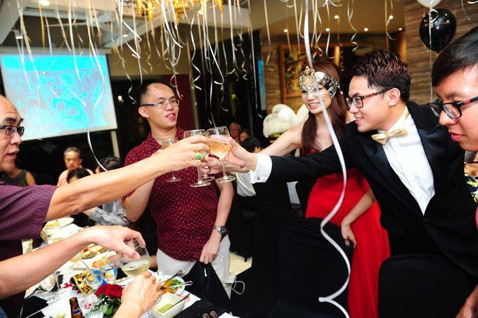 Wedding of Jack & Georgina @ Halia at Singapore Botanic Gardens by The Halia - 009