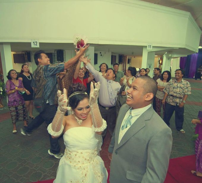 The Wedding Day Ongky & Wany by edyson photography - 009