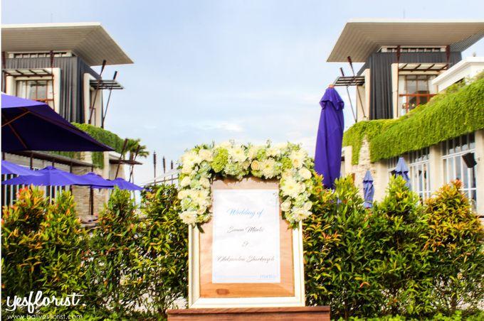 Wedding of Simon & Oleksandra by Bali Yes Florist - 002