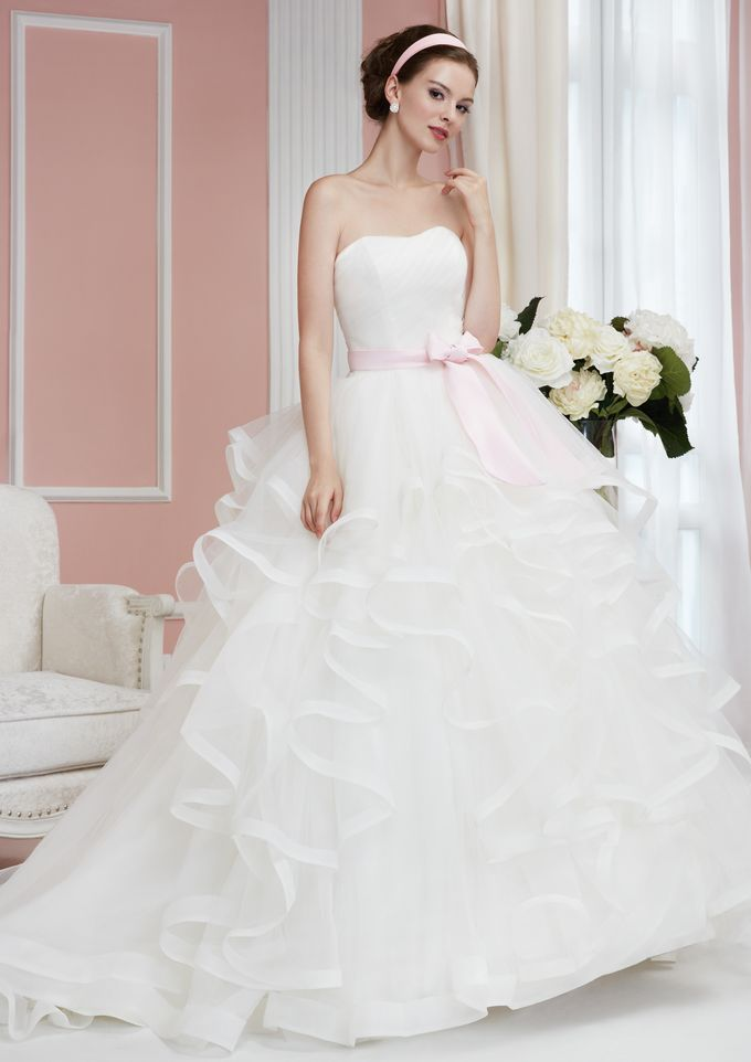 Pink & Audrey Wedding Collection by Digio Bridal - 009