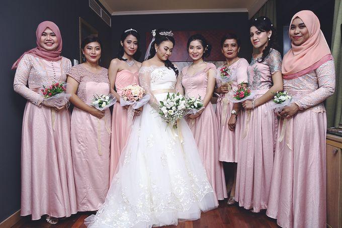 Sintha & Adi Wedding by Glenn Chandra Wedding - 009