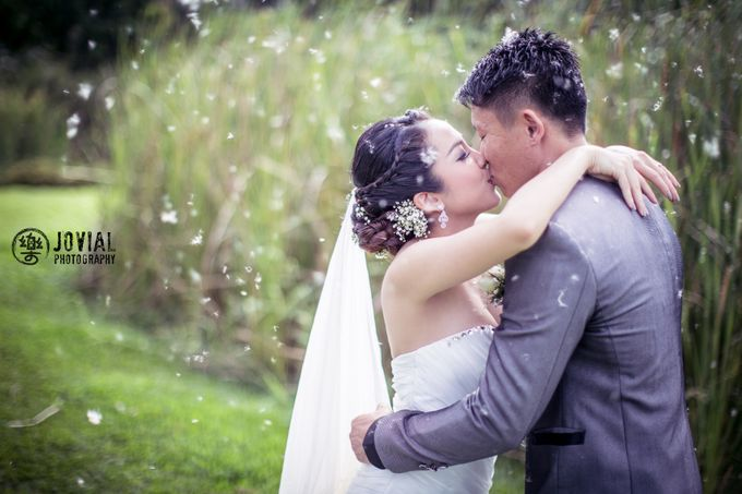 Wedding Actual Day & Pre Wedding by Jovial Photography - 023