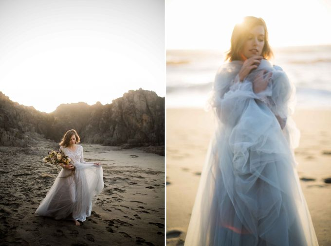 Sunset Bridal Inspiration by MYWONY - 009