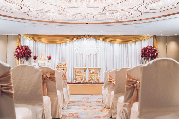 a glimpse of our venue by Shangri-La Hotel, Bangkok - 009