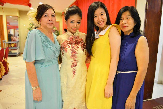 Cindy & Jason by Faith Wedding Event - 011