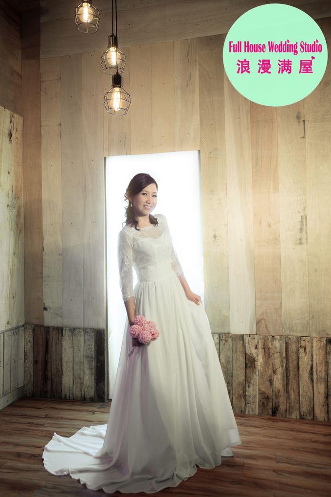 Pre-Wedding  Vincent & Samantha by Full House Wedding Studio - 002