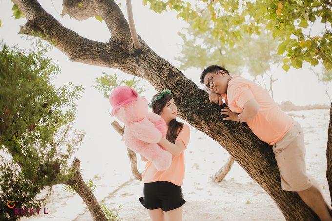 Prewedding of Nico - Lina by Ricky-L Photo & Bridal  - 005