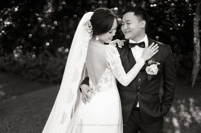 Andre & Cicilia Wedding Day by Venema Pictures - 009