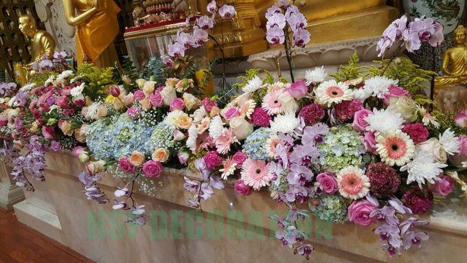 Pemberkatan di Vihara by Home Smile Florist - 009