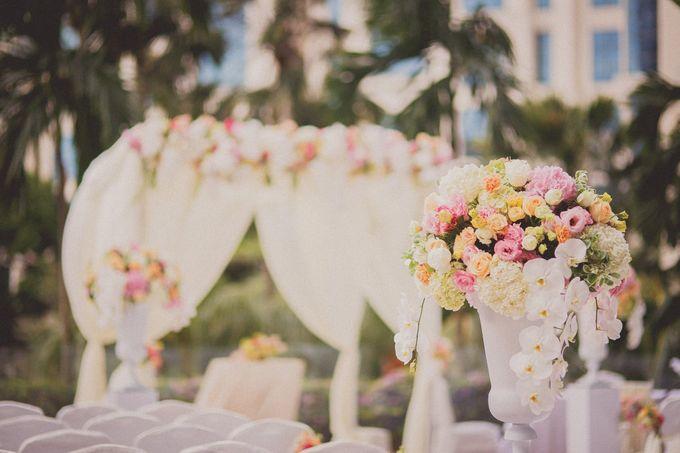 Wedding at Shangrila by Shangri-La Hotel Singapore - 010