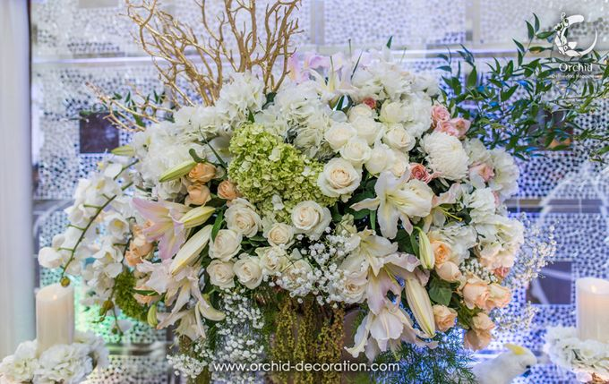 Live & Love by Orchid Florist and Decoration - 005