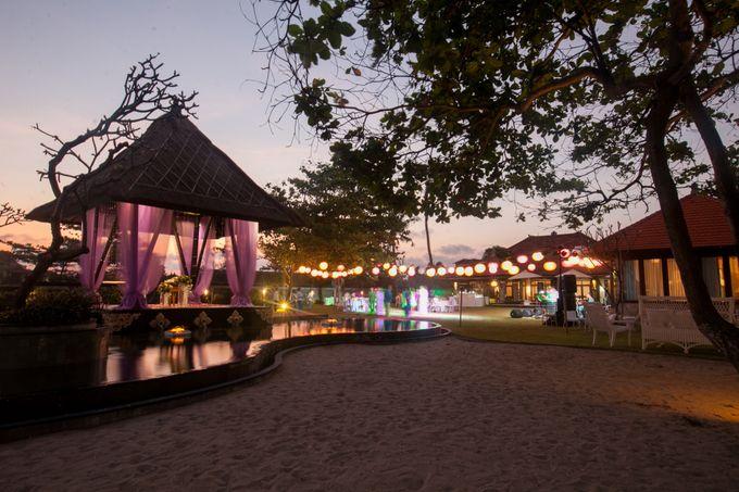 Purple wedding by Bali Angels - 031
