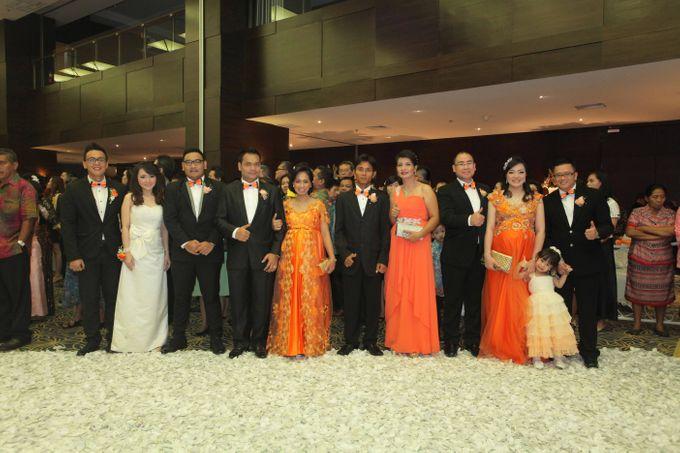 Andy Ria Wedding by Glenn Chandra Wedding - 009