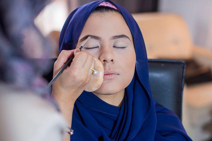 Liyana & Fairuz - Reception by Cubic Foto by PlainPaperpaint Production - 008