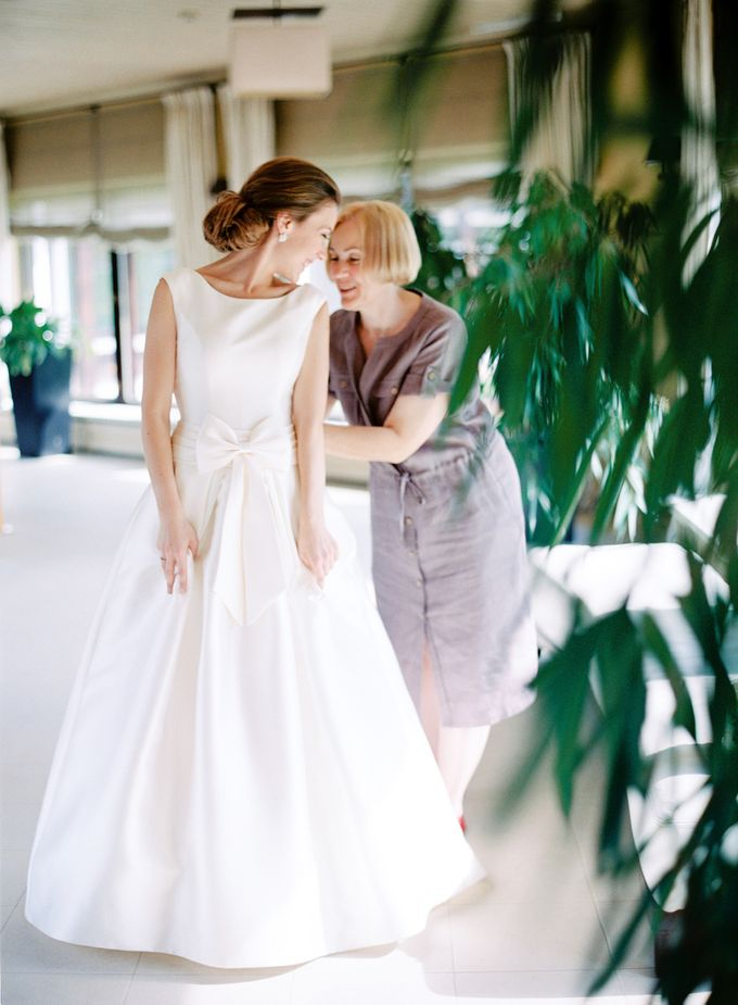 Golf club wedding for Nikolay and Kristina by BMWedding - 009