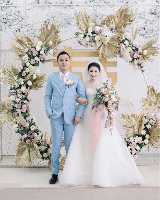 SHELA & BENNY WEDDING by Latitude Bali - 021