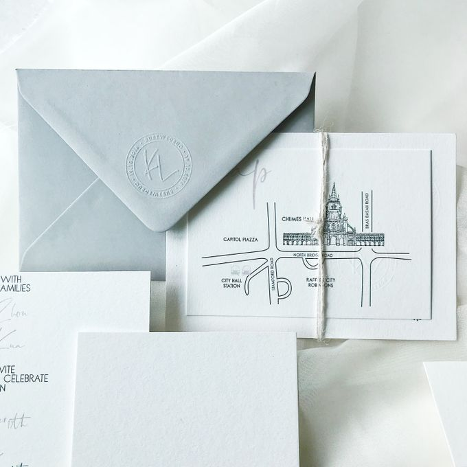 Clean Editorial | Ken & Lyn by dora prints and paper goods - 002