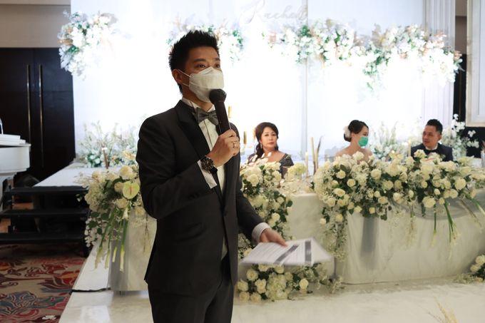 MC Wedding Intimate Fairmont Jakarta - Anthony Stevven by Anthony Stevven - 030