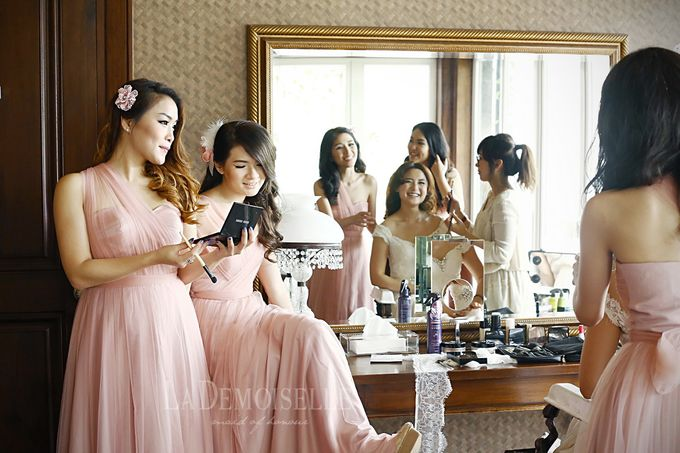 A Beautiful Bride To Be, Jeni Patty by Lademoiselle Bridesmaids - 001
