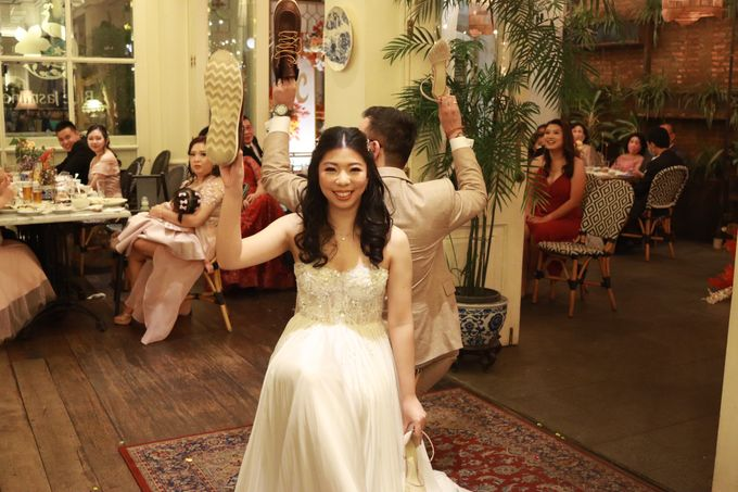 MC Wedding Intimate at Blue Jasmine Jakarta - Anthony Stevven by Anthony Stevven - 029