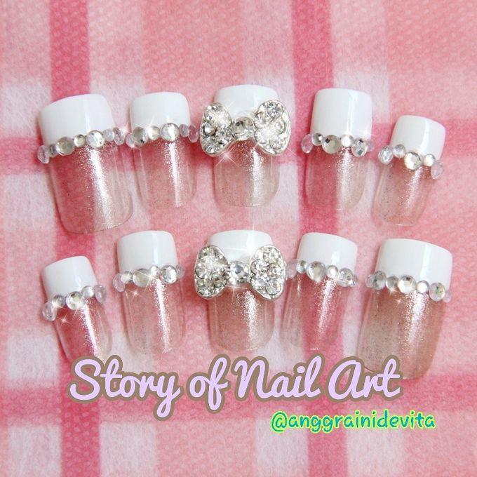 Fake Nails by Story of Nailart - 014