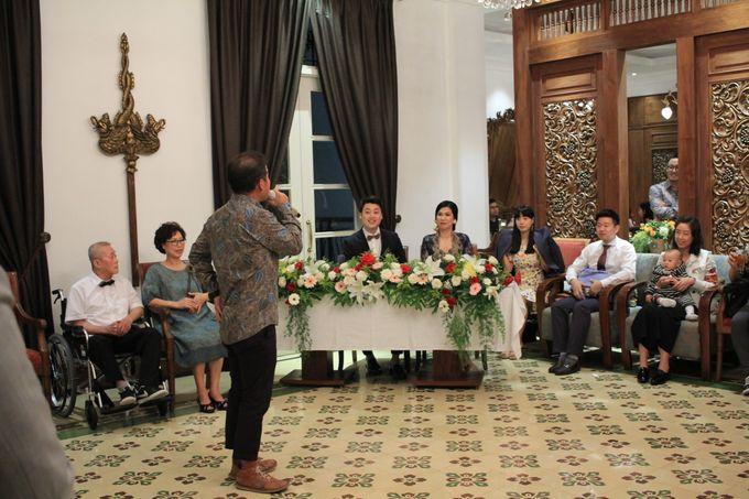 MC Wedding Intimate Plataran Menteng Jakarta - Anthony Stevven by Plataran Indonesia - 008