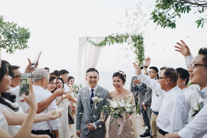 Andrew & Cassandra Wedding by Love Bali Weddings - 013