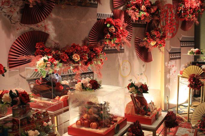 MC Sangjit Li Feng Mandarin Hotel Jakarta - Anthony Stevven by Mandarin Oriental, Jakarta - 001