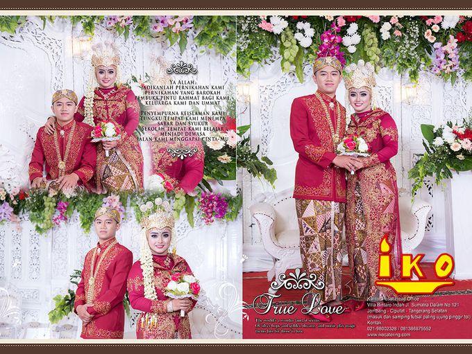 Rias & Busana Pengantin by IKO Catering Service dan Paket Pernikahan - 031
