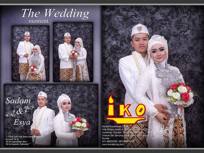 Rias & Busana Pengantin by IKO Catering Service dan Paket Pernikahan - 032