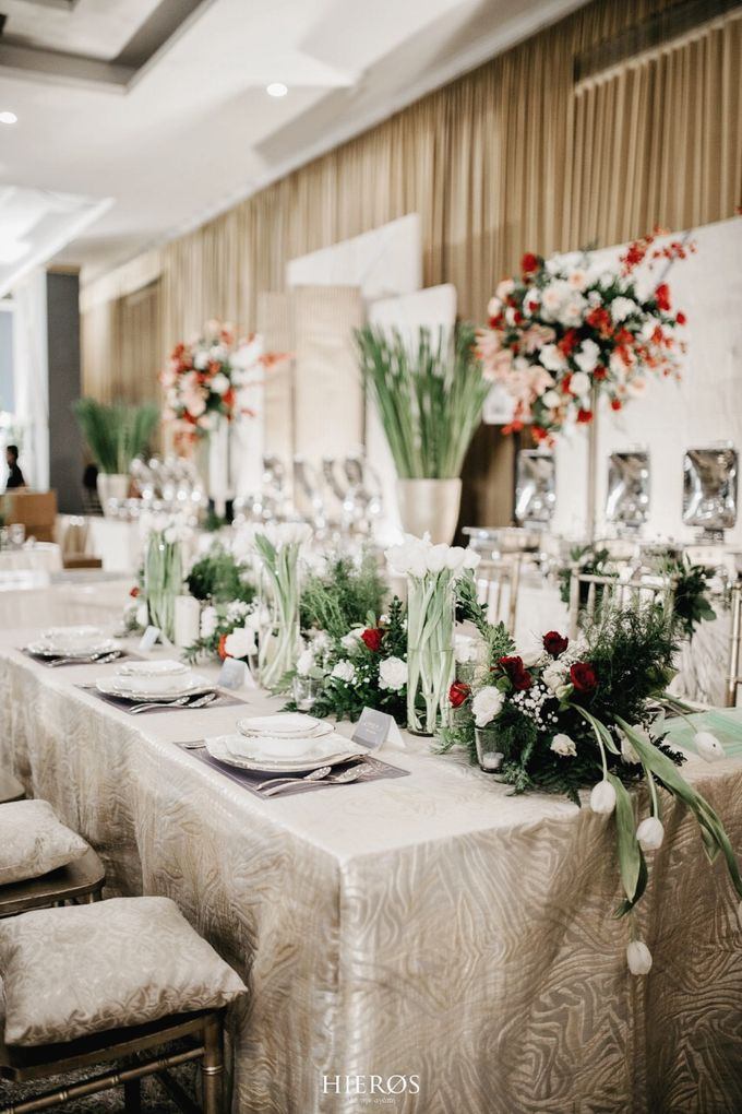 Simple Meets Elegant in This Dreamy Wedding Celebration by Elior Design - 026