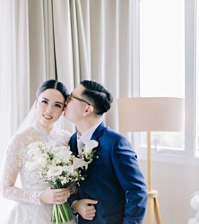 Edo & Caroline's Wedding by PRINCESS ORGANIZER - 004