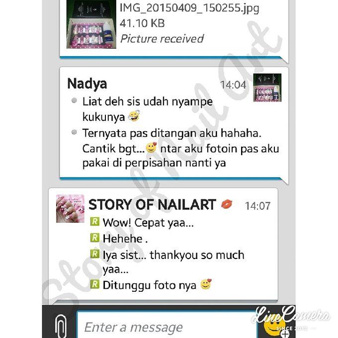 Testimoni by Story of Nailart - 013