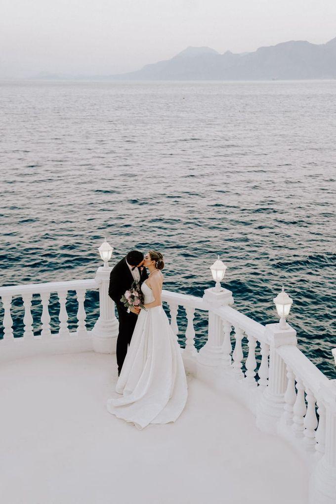 Persian Wedding in Antalya by Nava & LightCUBE Wedding - 003